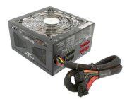 Thermaltake EVO_Blue W0306RU 550W ATX 12V 2.3 / EPS 12V 2.91 SLI Ready CrossFire Certified Modular Active PFC Power Supply