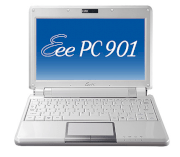 ASUS Eee PC 901 W020 Netbook (Intel Atom N270 1.6MHz, 1GB RAM, 40GB SSD HDD, VGA Intel GMA 900, 8.9 inch, PC Linux)