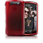 BlackBerry Storm Vibes Blaze Red cover