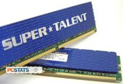 Super Talent Unbuffered (W1066UX2GM) - DDR3 - 2GB (2x1GB) - bus 1066MHz - PC3 8500 kit