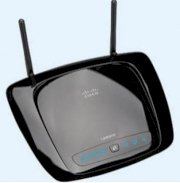 Linksys Wi-Fi Router WRT160NL Wireless-N Router