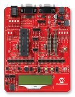 MICROCHIP - DM300018 - KIT DSPICDEM 2 Demo Board (bo mạch)