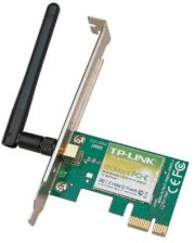 Card mạng wifi Tp-link TL-WN781N Wireless PCI Adapter