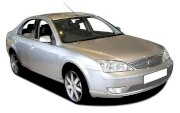Ford Mondeo 2.0L AT 2006