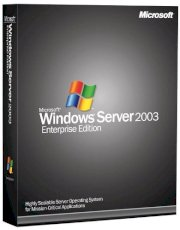 Microsoft Windows Server Std 2003 R2a WIN32 English 1PK DSP OEM CD 1-4CPU 5Clt - P73-02766