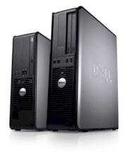 Máy tính Desktop Dell Optiplex 380 ( Intel Core 2 Duo E7500 2.93GHz, RAM 2GB, HDD 250GB, VGA Intel GMA 4500, windows XP professional, không kèm màn hình )