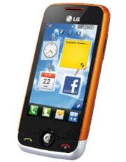 LG GS290 Cookie Fresh Orange