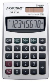 Vietnam Calculator VP-879A