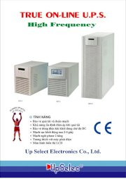 Up Select 6KVA Online