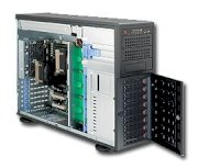 "SupweWorkstation Server 7046T-3R (Intel Xeon 5600/5500, DDR3 Up to 96GB, HDD 8 x 3.5"")"