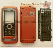 Vỏ Nokia E90 Red
