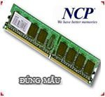 NCP - DDR2 - 1GB - bus 400MHz - PC2 6400