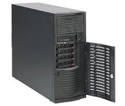 "SupweWorkstation Server 7046A-3 (Intel Xeon 5600/5500, DDR3 Up to 96GB, HDD 8 x 3.5"")"