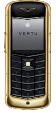 Vertu Constellation Yellow Gold