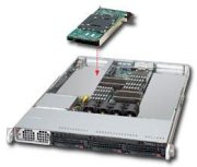 SuperServer 6016T-GIBXF (Intel Xeon 5600/5500 series, DDR3 Up to 192GB, HDD 3x Hot-swap SATA Drive Bays)