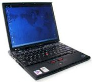 IBM ThinkPad X41(Intel Centrino 1.5Ghz, 512MB RAM, 20GB HDD, VGA Intel, 12.1 inch, Windows XP Professional)