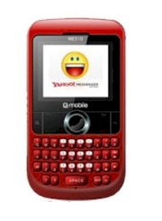 Q-Mobile ME310 Red