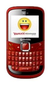 Q-Mobile ME114 Red