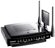 Dual-Band Wireless-N Gigabit Router with Storage Link WRT600N