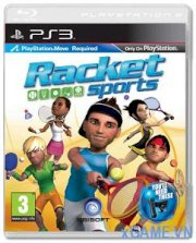 Racket Sports: (PS Move)