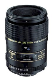 Lens Tamron SP AF 90mm F2.8 MACRO (Canon use)