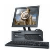 Máy tính Desktop Lenovo ThinkCentre M55e 9632 (Intel Pentium D 945, 3.4 GHz Dual-Core, RAM 512 MB DDR II SDRAM 160 GB Serial ATA-300, VGA Intel GMA 3000, Microsoft Windows XP Professional)