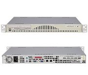 Supermicro SuperServer 5013C-M (Beige) ( Intel Pentium 4 up to 3.4GHz, RAM Up to 4GB, HDD 1 X 3.5 IDE, 260W )