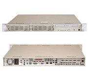 Supermicro SuperServer 5013G-i (Beige) ( Intel Pentium 4 up to 3.06GHz, RAM Up to 2GB, HDD 2 X 3.5 IDE, 250W )
