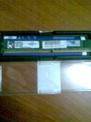 Kingston - DDR2 - 1GB - bus 800MHz - PC2 6400