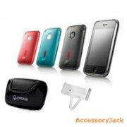 Capdase Soft Jacket 2 Xpose for iPhone 3G 3GS