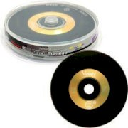 CD-R Melody Black Diamond 48X