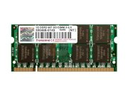 Transcend - DDR2 - 1GB - bus 667MHz - PC2 5300 - for Notebook