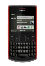 Nokia X2 Chat (X2-01) Red