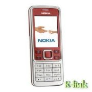Vỏ Nokia 6300 Red