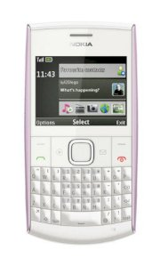 Nokia X2 Chat (X2-01) Pink