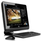 Máy tính Desktop HP All-in-One 200-5070d Desktop PC (BK293AA) (Intel Core 2 Duo E7600 3.06GHz, RAM 2GB, HDD 500GB, VGA GMA X4500HD, LCD 21.5inch, Windows 7 Home Premium)