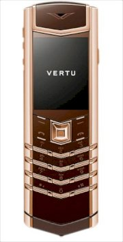 Vertu Signature S Pure Chocolate Rose gold