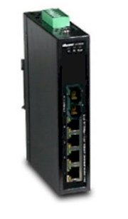 Micronet SP6005IS1 4-port 10/100Mbps + 1-port 100Base-FX Industrial Switch