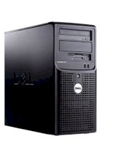 Dell PowerEdge T105 (AMD Opteron LE1250 Up to 2.2GHz, RAM Up to 8GB, HDD Up to 2TB, OS Windows Server 2008)