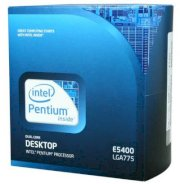 Intel Pentium Dual Core E2180 (2.0GHz, 1MB L2 Cache, FSB 800Mhz, Socket 775) – (Tray / No Fan)