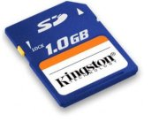 Kingston SD Card 1GB