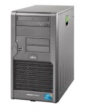 Fujitsu PRIMERGY TX100S2 T100S2SX130IN Tower Server (Intel Xeon X3430 2.40GHz, 4GB DDR3, 2 x 500GB HDD, RAID 0/1, DVDRW, 250 Watts, No OS)