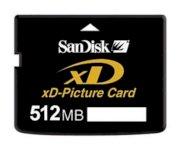 Sandisk XD Picture 512MB