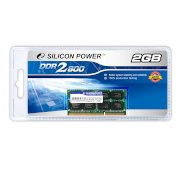 Silicon Power DDR2 1GB Bus 800Mhz PC2-6400 for Notebook