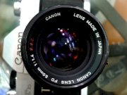 Lens Canon 50mm F1.4 SSC- FD mount