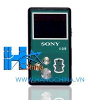 MP3 Sony S205 2GB (Trung Quốc)
