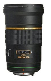 Lens Smc Pentax DA Star 200mm F2.8 ED (IF) SDM