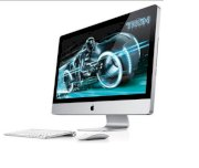 Apple iMac Unibody MC812ZP/A (Mid 2011) (Intel Core i5-2500s 2.7GHz, 4GB RAM, 1TB HDD, VGA ATI Radeon HD 6770M, 21.5 inch, Mac OSX 10.6 )