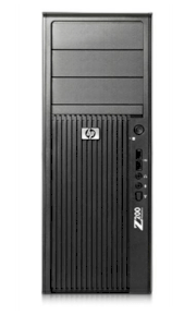 HP Workstation z200 - FL980UT (1 x Xeon X3440 / 2.53 GHz, RAM 4 GB, HDD 1 x 500 GB, DVD±RW (±R DL) / DVD-RAM, Quadro FX 580, Windows 7 Pro, Không kèm màn hình)