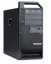 Lenovo ThinkStation S20 4157E5U Workstation (1 x Xeon W3680 3.33 GHz, RAM 4 GB, HDD 1 x 500 GB, DVD-Writer, Quadro FX 3800, Vista Business 64-bit)